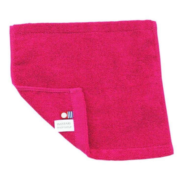 Imabari Mousieur Handkerchief Towel 日本今治除臭手帕毛巾 (8種色)