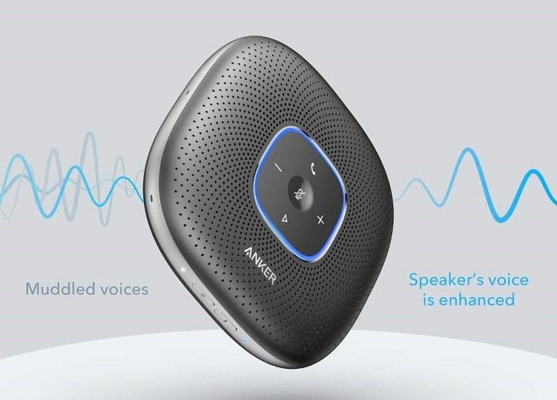 Anker PowerConf 會議藍牙喇叭擴音器