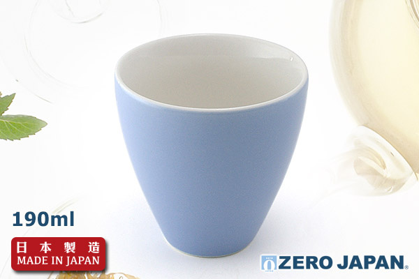 Zero Japan高身茶杯(BBM)|日本製造