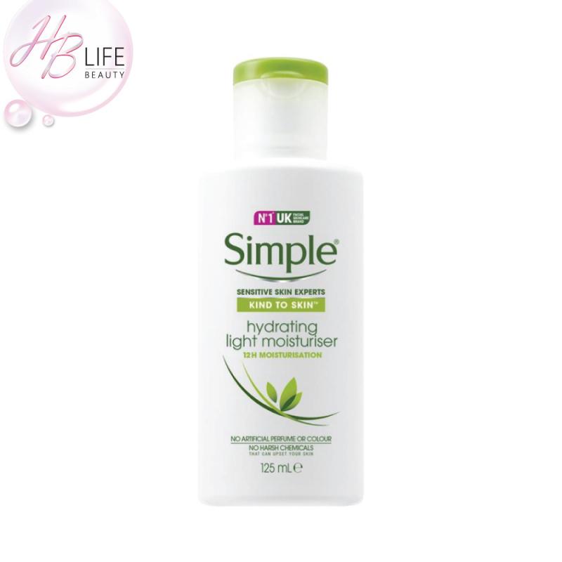 Simple 親膚系列清透保濕乳液 (125 毫升)