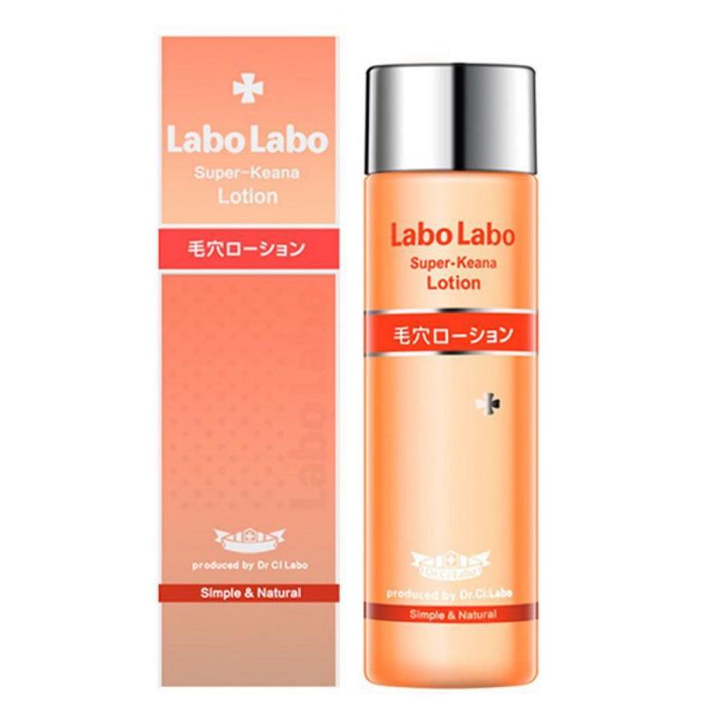 日本Dr. Ci:Labo Labo 城野醫生 零毛孔深層細緻化妝水[2容量]