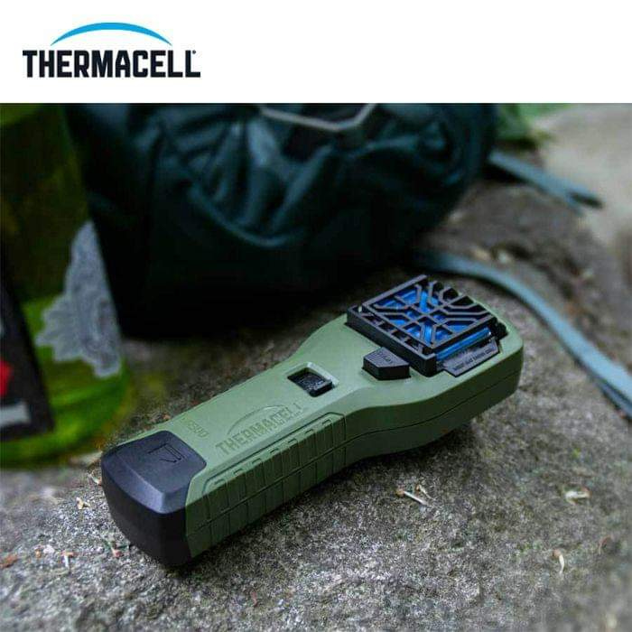 Thermacell THE-MR300 便攜驅蚊器 綠色