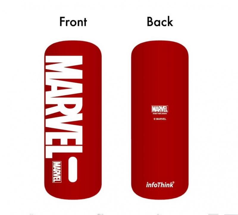 InfoThink 隨身項鍊負離子空氣清淨機 (Marvel)