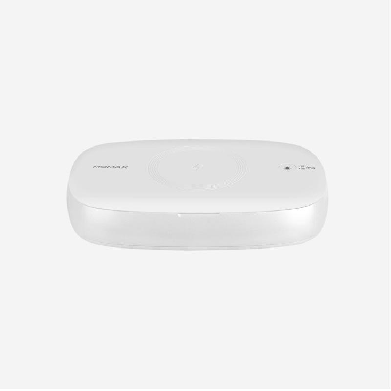 Momax Q.Power UV-Box 無線充電紫外光消毒盒 QU1【行貨保養】