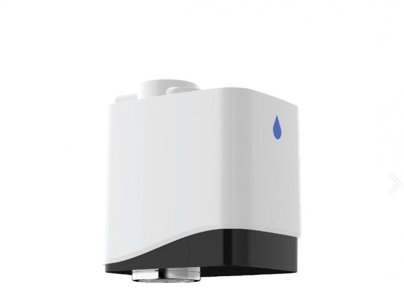 非接觸式智能感應色溫監察水龍頭 | Techo Autowater Lite