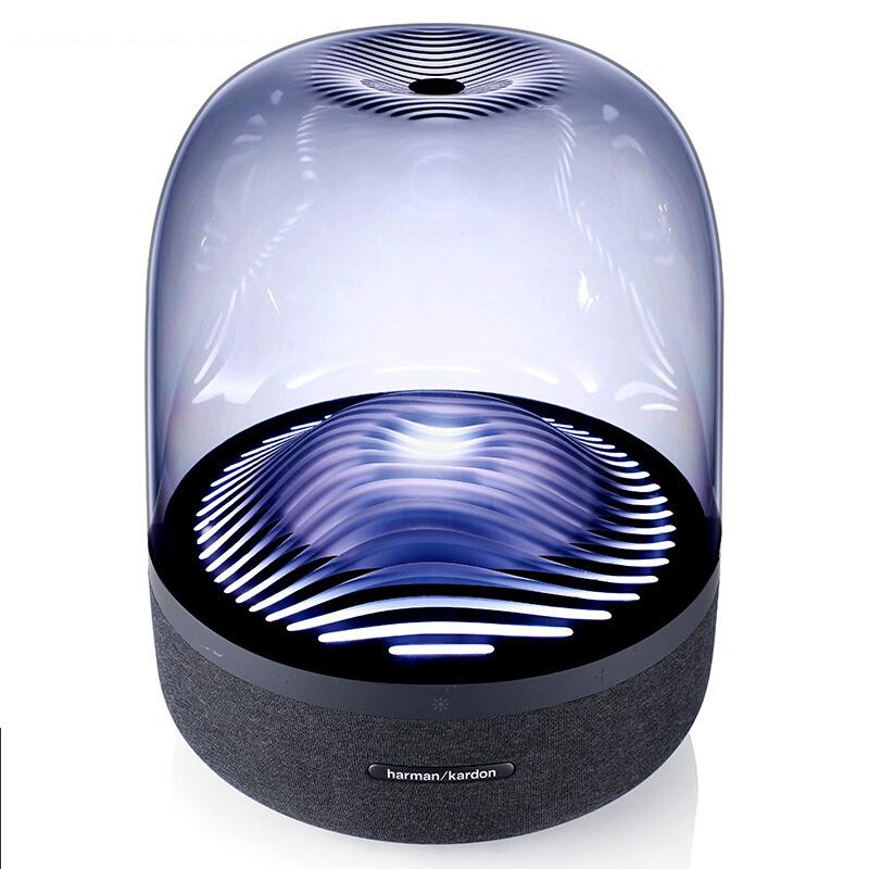 Harman Kardon -Aura Studio 3代琉璃 無線藍牙喇叭 居家高音質低音炮音箱(香港行貨)