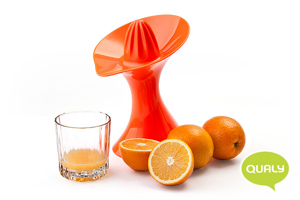 Queezy Juicer (Orange)