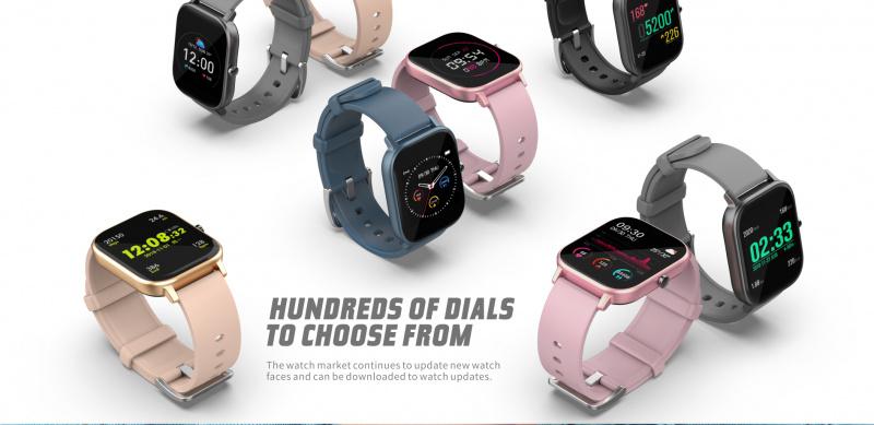 HAVIT M9006 智能手錶