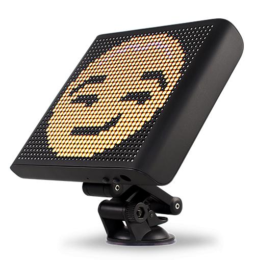 Mojipic Emoji 百變動態車尾裝置