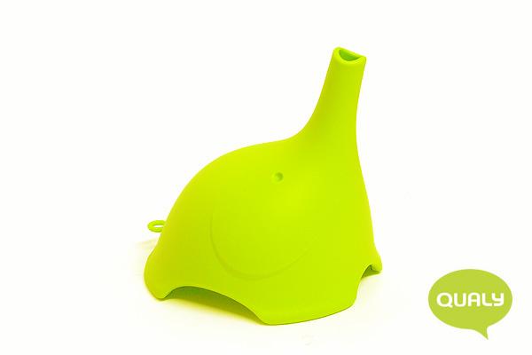 玩味大象造型漏斗 (綠)
