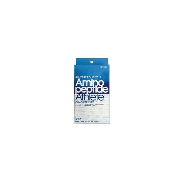 [激抵搶購價] APA Amino Peptide Athlete 日本製氨基肽運動員 (30條/盒, 5條/盒)