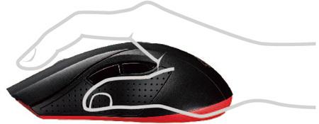 ASUS Cerberus Optical Gaming Mouse 遊戲滑鼠