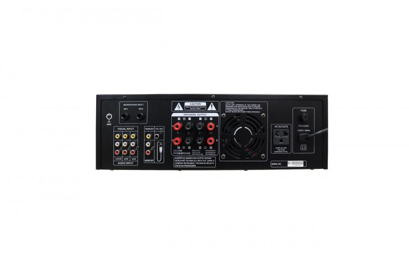 Bamba AK-300BT Power amplifier