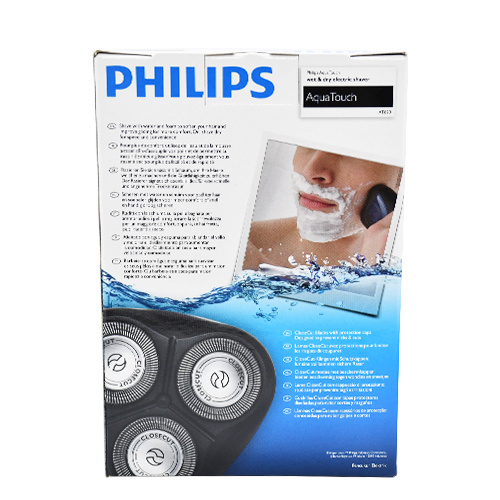 Philips 飛利浦 Philips AT620/14 Aqua touch Electric Shaver 乾濕兩用電鬚刨