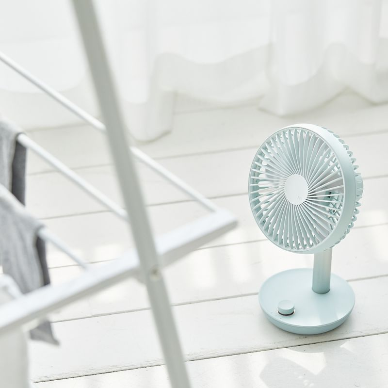 韓國Lumena N9 STAND3 第三代無缐搖頭座枱風扇 [3色]