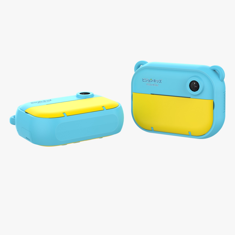 Visionkids InstaCAMU 1200萬像素雙鏡即影即有兒童相機