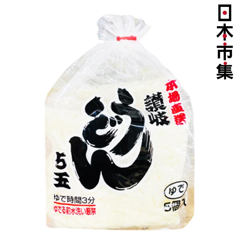 日本 本場直送 讚岐烏冬麵 (1包5個)【市集世界 - 日本市集】