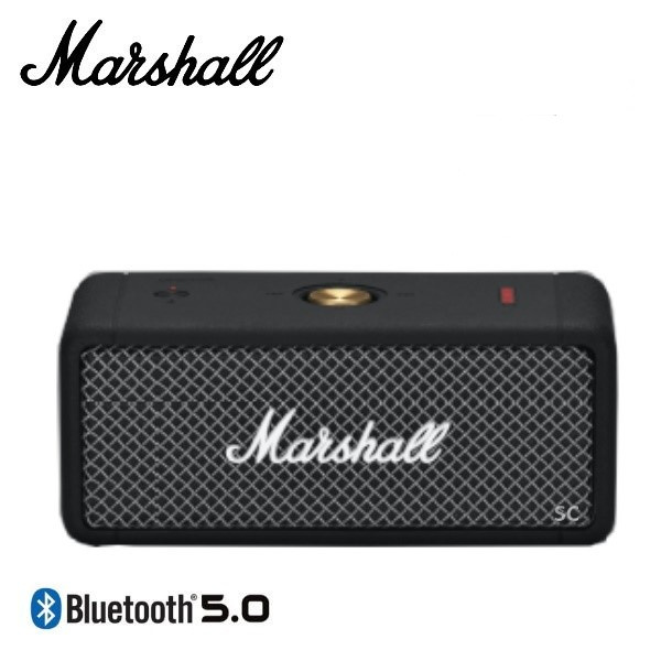Marshall Emberton 藍牙喇叭