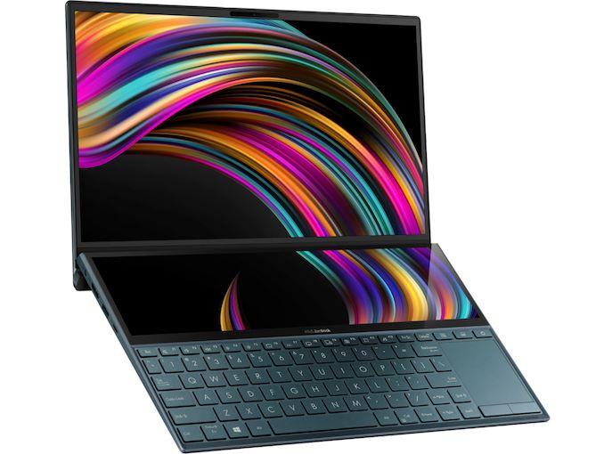 ASUS ZenBook Duo UX481 智慧雙螢幕筆記型電腦 [UX481FL-BP1202T]