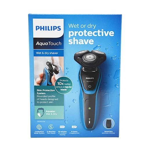 PHILIPS 飛利浦 - S5050/04 乾濕兩用 電動剃鬚刨
