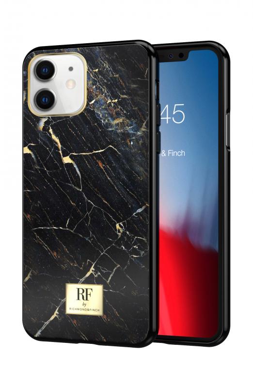 RF by Richmond & Finch iPhone 11 手機保護殼 - Black Marble (RF261-017)