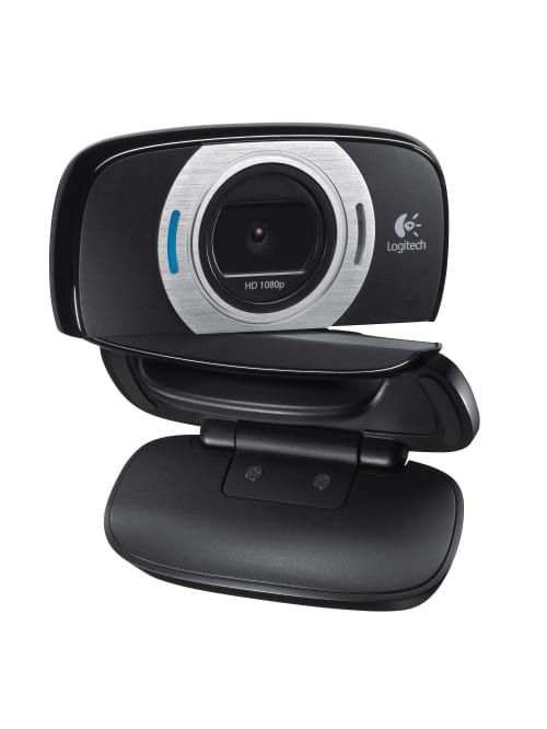 Logitech C615 HD 網路攝影機
