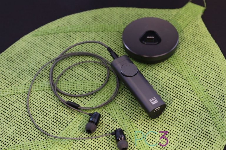 ProStereo™ D1 Hi-Fi級無線隨身耳擴+ DAC