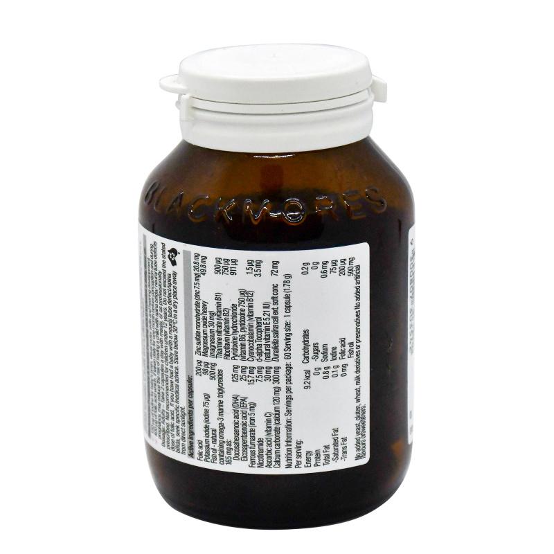 BLACKMORES 孕婦黃金營養素 180粒
