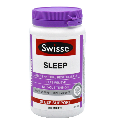Swisse Ultiboost 改善睡眠 100粒