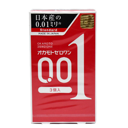 岡本 ZERO ONE 避孕套