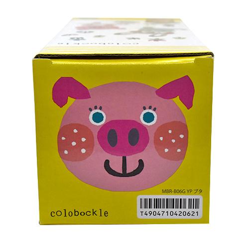日本 Tiger 兒童兩用不銹鋼真空保溫杯 0.6L (小豬)
