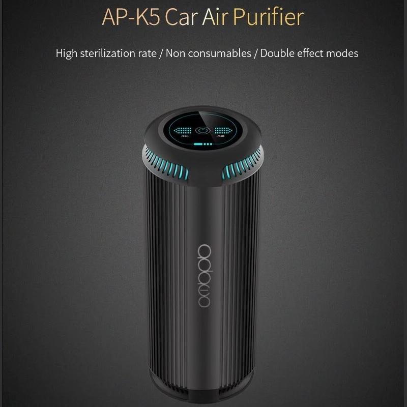 Adawo Car ion Air Purifier 納米離子空氣淨化機 (車用/ 房用) AP-K5【行貨保養】