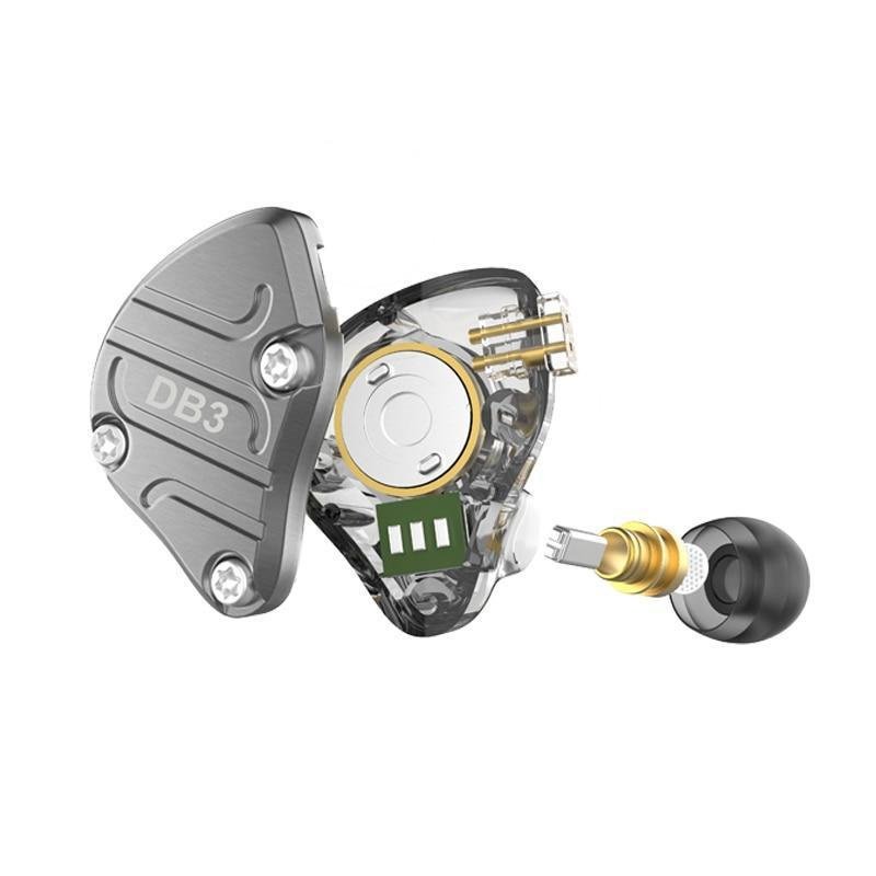 NICEHCK DB3 三單元耳機(有咪版)