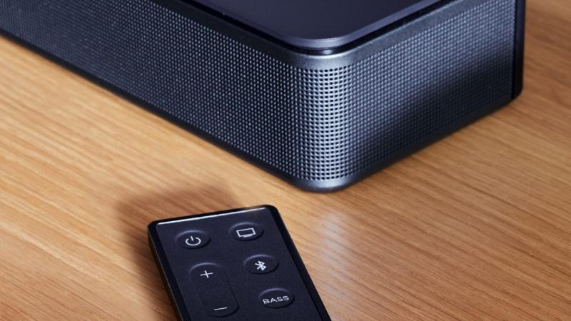 Bose TV soundbar 揚聲器