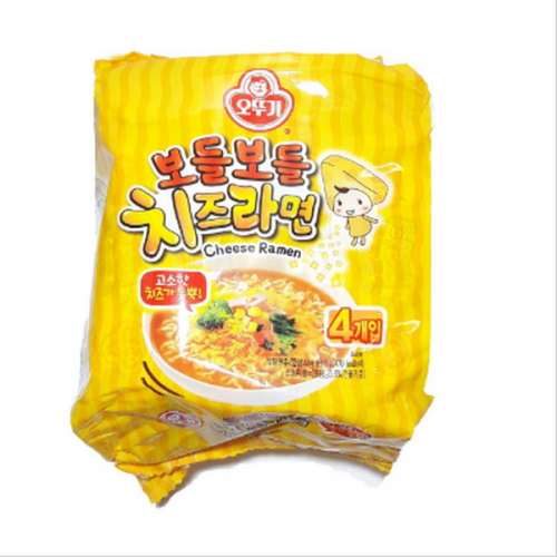 濃湯芝士拉麵 (4袋裝)韓國直送
