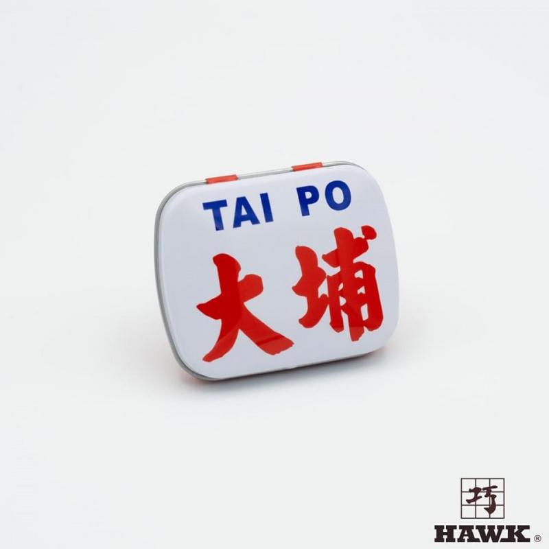 @CIS 懷舊小巴牌概念設計薄荷糖 Hawk X Impact Mint 香港系列