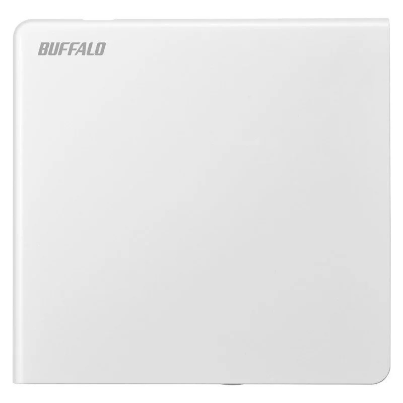 Buffalo USB2.0 外置式DVD光碟機 DVSM-PLV8U2【行貨保養】