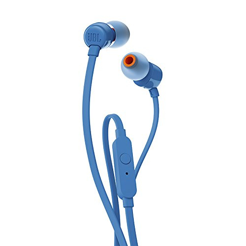 JBL TUNE 110 入耳式有線耳機