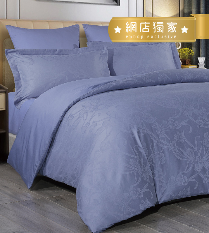 Casablanca Catania JC179 1200針全棉緞布緹花系列床品套裝 [5尺寸]