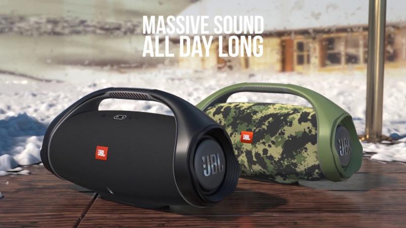 JBL Boombox 2 Portable Bluetooth Speaker