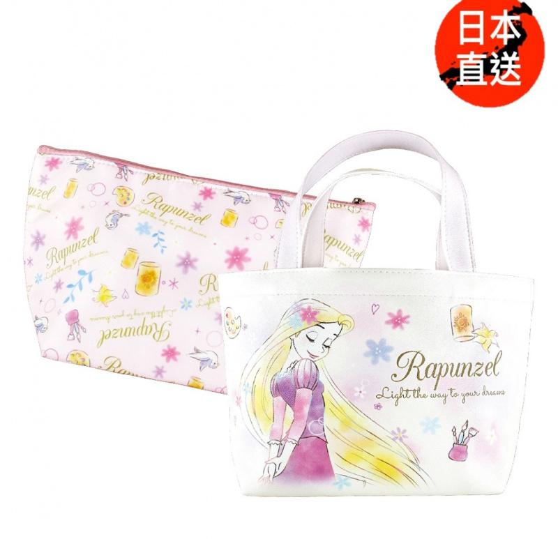 迪士尼公主保溫午餐袋