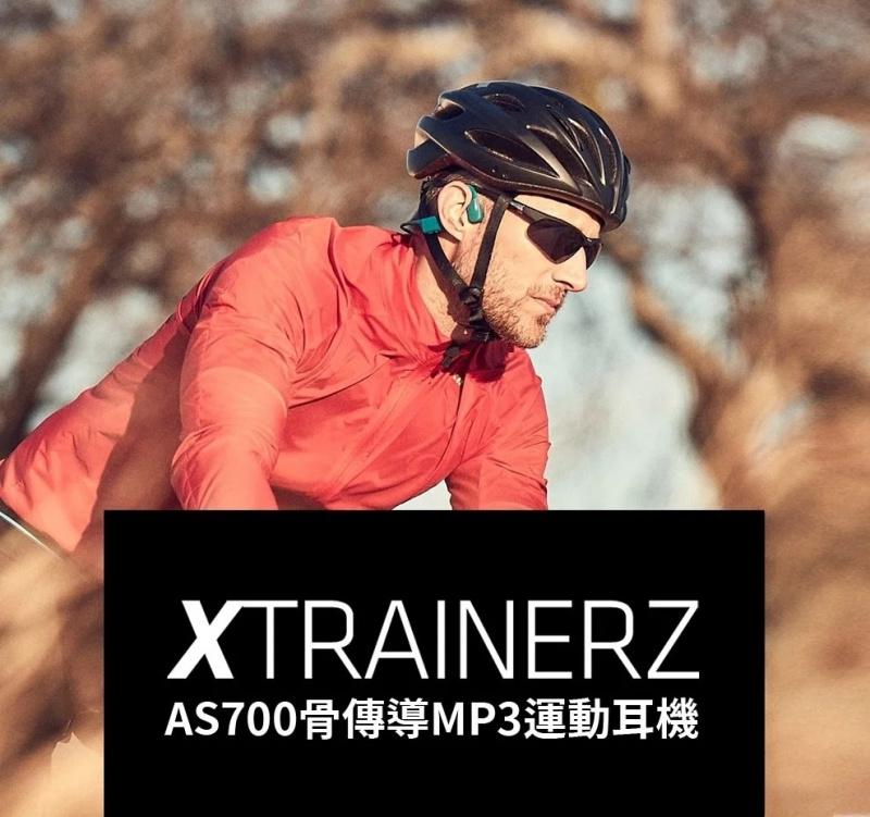 Aftershokz Xtrainerz AS700 waterproof bone conduction MP3 headphones