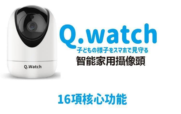 Q.Watch 攝像頭 TS-CAM20FHD