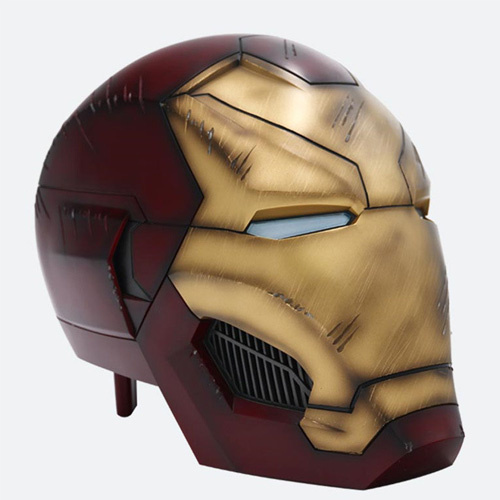 Iron Man Mark 46 戰鬥損壞版 1 : 1 藍牙喇叭