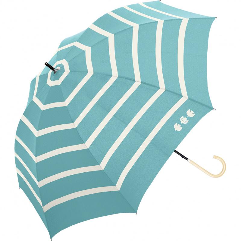 日本NATURAL BASIC晴雨兼用直傘 - Palasol