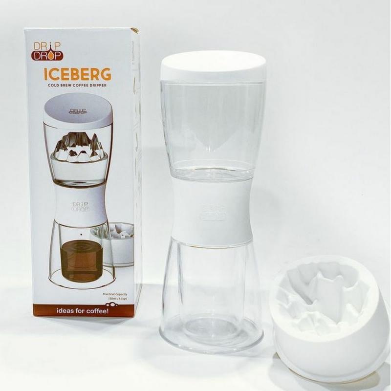 Iceberg 冰滴咖啡壺 (白色)