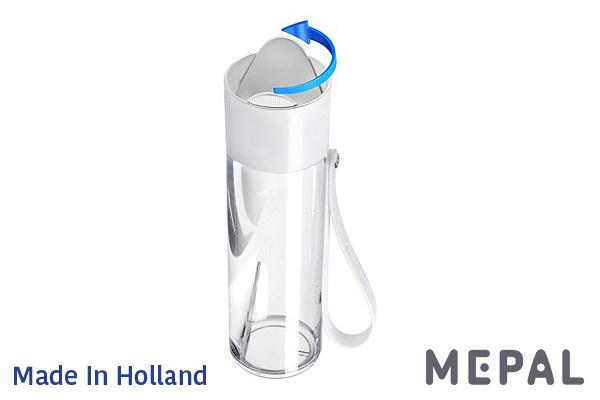 MEPAL|JustWater防漏便攜水樽 (綠色/500ml)|荷蘭製造