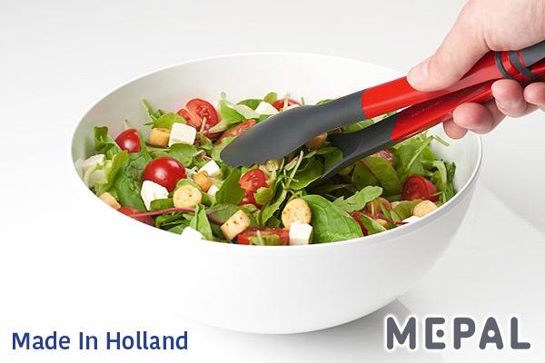 MEPAL|Optima食物夾 (青黃色)|荷蘭製造
