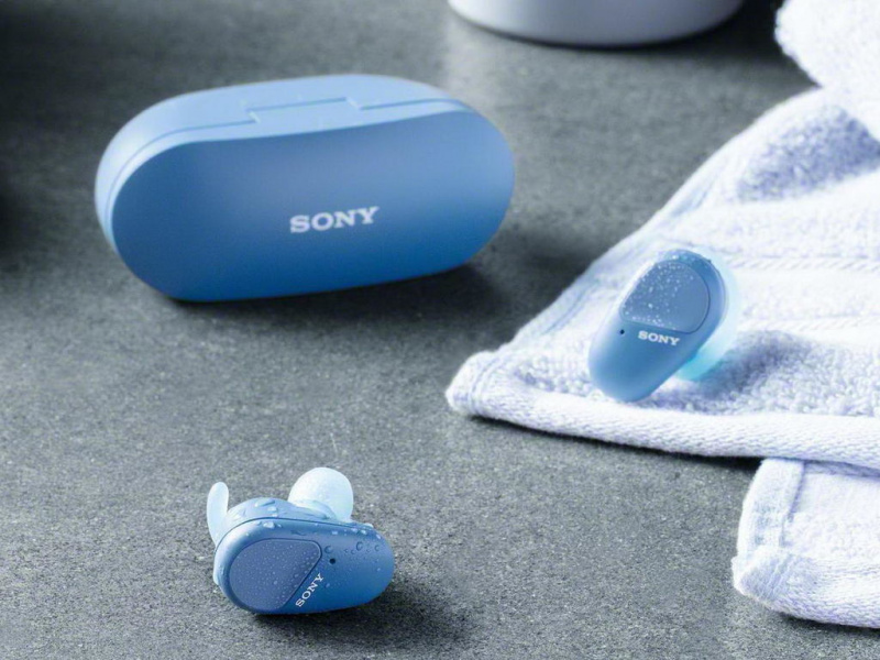Sony WF-SP800N 真無線降噪耳機 [4色]