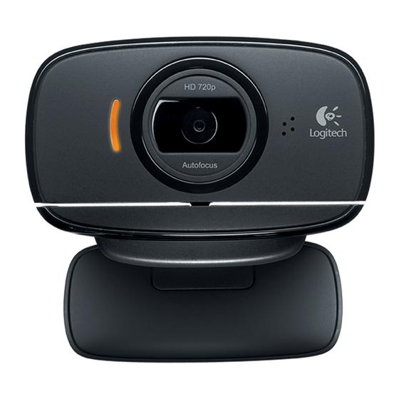 Logitech B525 網路攝影機